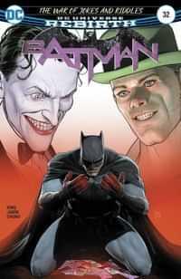 Batman #32 CVR A