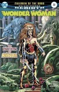 Wonder Woman #32 CVR A