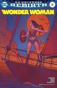 Wonder Woman #32 CVR B