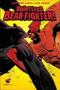 Shirtless Bear-Fighter #5 CVR A Robinson