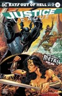 Justice League #32 (Metal) CVR A