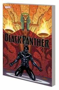 Black Panther TP Avengers of New World
