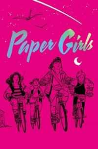 Paper Girls HC Deluxe Edition V1