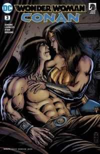 Wonder Woman Conan #3 CVR A