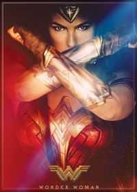 DC Magnet Wonder Woman Movie Assorted