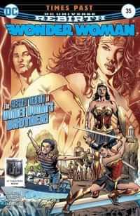 Wonder Woman #35 CVR A