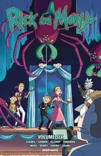 Rick and Morty TP V6