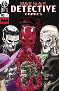 Detective Comics #970 CVR A