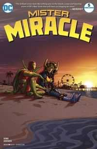Mister Miracle #5 CVR A