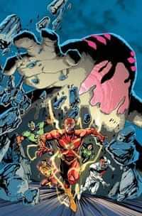 Justice League #35 CVR B