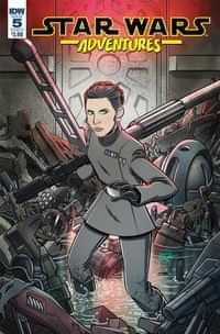 Star Wars Adventures #5 CVR A Jones