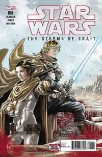 Star Wars Last Jedi Storms of Crait #1