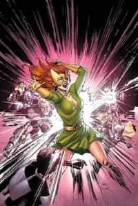 Phoenix Resurrection Return Jean Grey #2