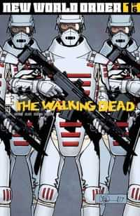 Walking Dead #175 CVR A Adlard