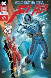 Flash #38 CVR A