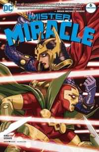 Mister Miracle #6 CVR A