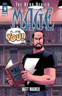 Mage Hero Denied #5