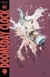 Doomsday Clock #3 CVR A