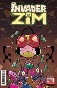 Invader Zim #27 CVR A