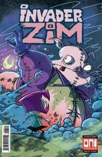 Invader Zim #27 CVR B
