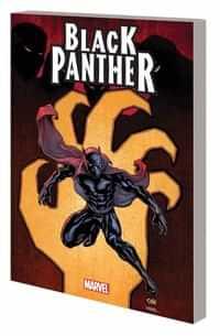 Black Panther TP Hudlin Complete Collection V1