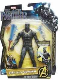 Black Panther Movie 6inch AF Erik Killmonger