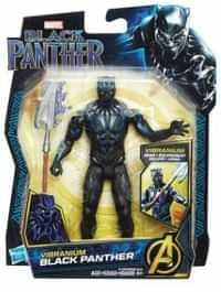 Black Panther Movie 6inch AF Vibranium Black Panther