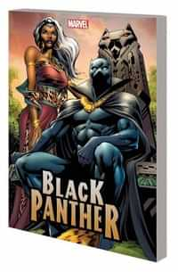 Black Panther TP Hudlin Complete Collection V3