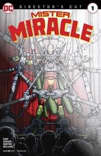 Mister Miracle #1 Directors Cut