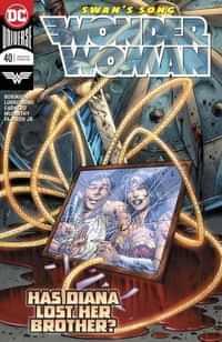 Wonder Woman #40 CVR A