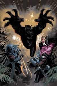 Black Panther Annual #1 CVR A