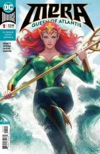 Mera Queen of Atlantis #1 CVR B