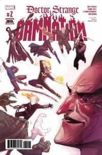 Doctor Strange Damnation #2