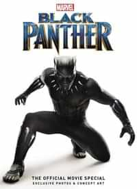 Black Panther Movie Official Special PX Edition