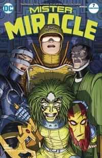 Mister Miracle #7 CVR A
