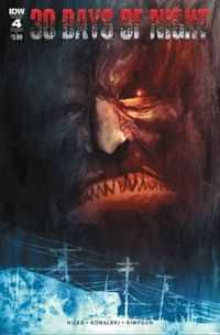 30 Days of Night #4 CVR A Templesmith