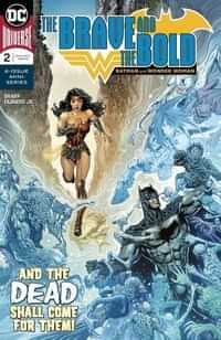 Brave and the Bold Batman and Wonder Woman #2