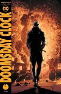 Doomsday Clock #4 CVR B
