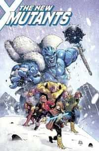 New Mutants Dead Souls #2