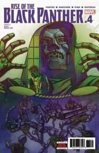 Rise of Black Panther #4