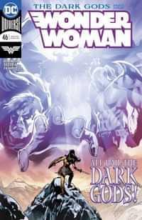 Wonder Woman #46 CVR A