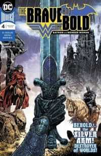 Brave and the Bold Batman and Wonder Woman #4