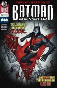 Batman Beyond #20 CVR A