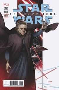 Star Wars Last Jedi Adaptation #2
