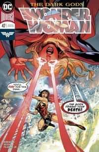 Wonder Woman #47 CVR A