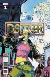 Dazzler One-Shot X Song CVR A