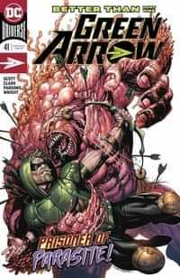 Green Arrow #41 CVR A