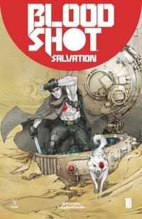 Bloodshot Salvation #10 CVR A Rocafort