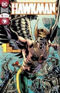 Hawkman #1 CVR A