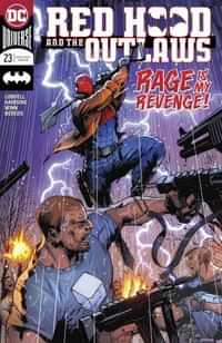 Red Hood and the Outlaws #23 CVR A